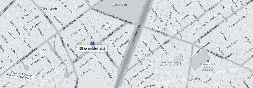 Mapa de Samar